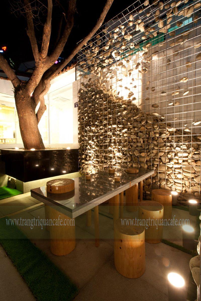 nội thất quán cafe quán cafe Ato