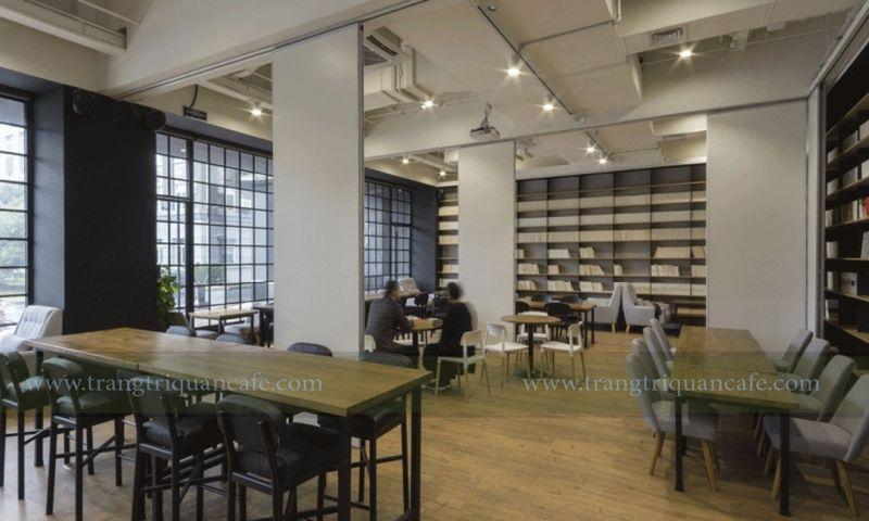 Dịch vụ chuyên thiết kế quán cafe
