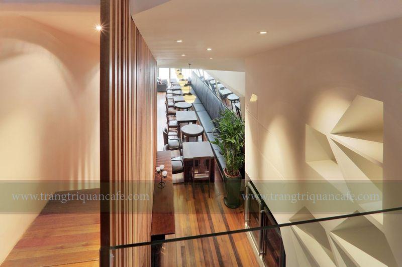 Thiết kế thi công cafe