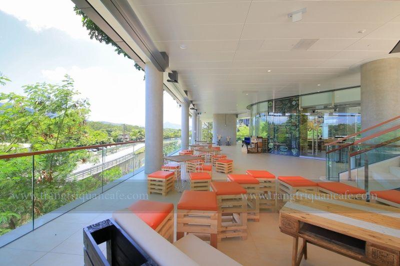 mở quán cafe teen trong trung tâm thương mại