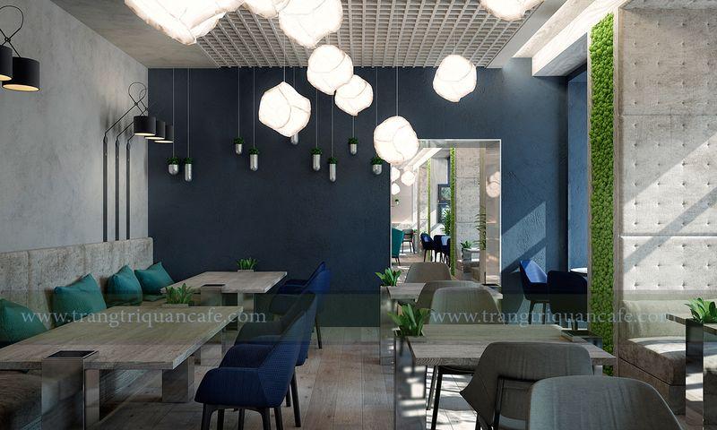 Kinh doanh mở quán cafe sang trọng