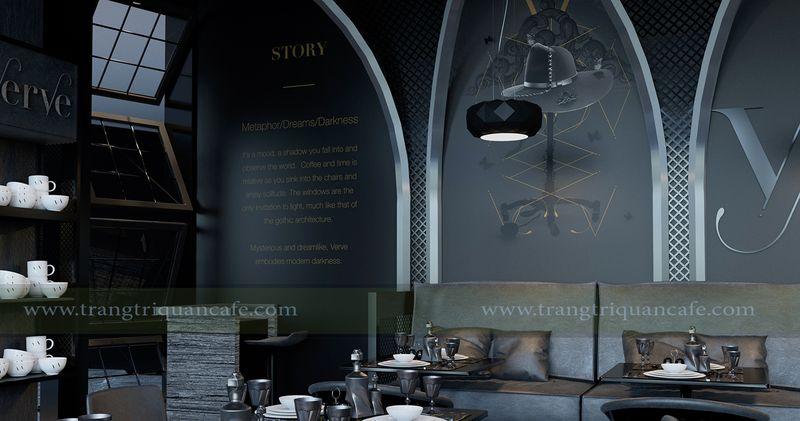 Kinh doanh cafe rang xay phong cách Ý