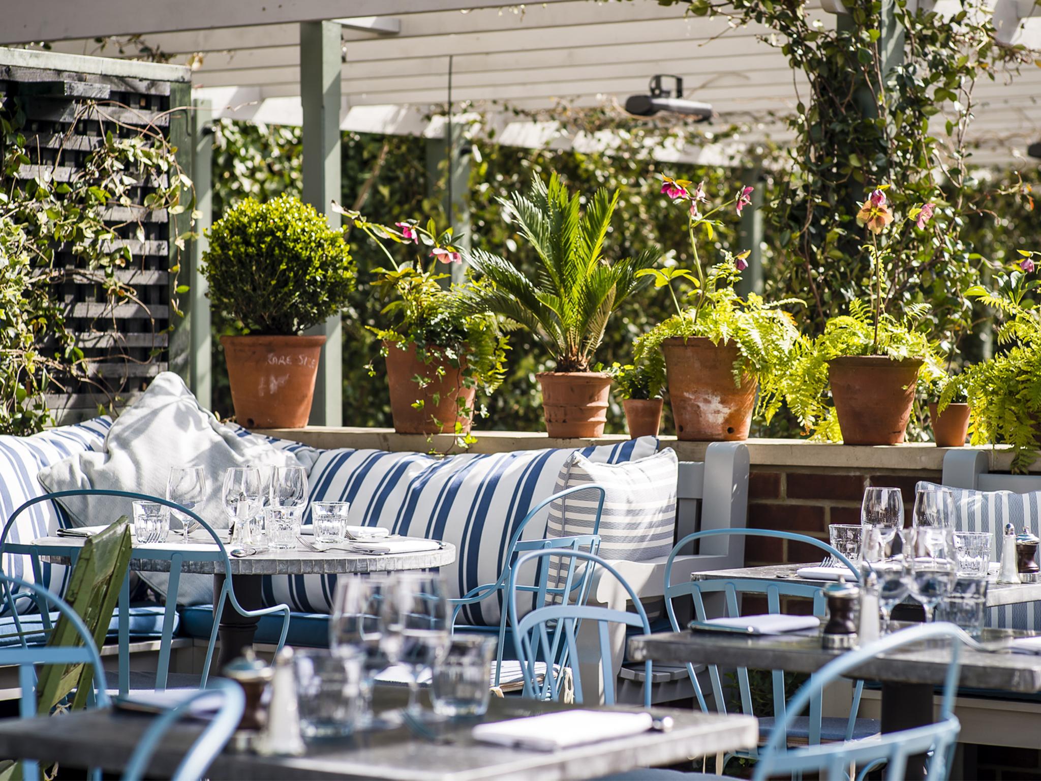 quán cafe sân vườn đẹp 1