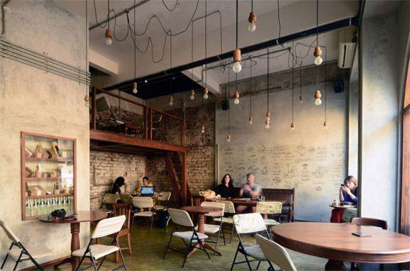 chi phí thiết kế quán cafe đơn giản