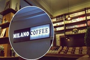 thiết kế quán cafe milano