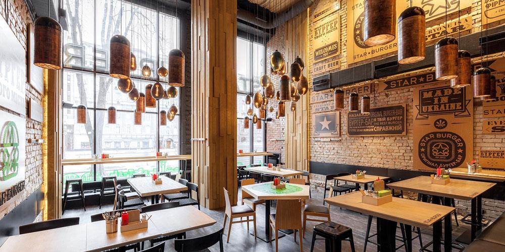 thiết kế quán cafe vintage đẹp