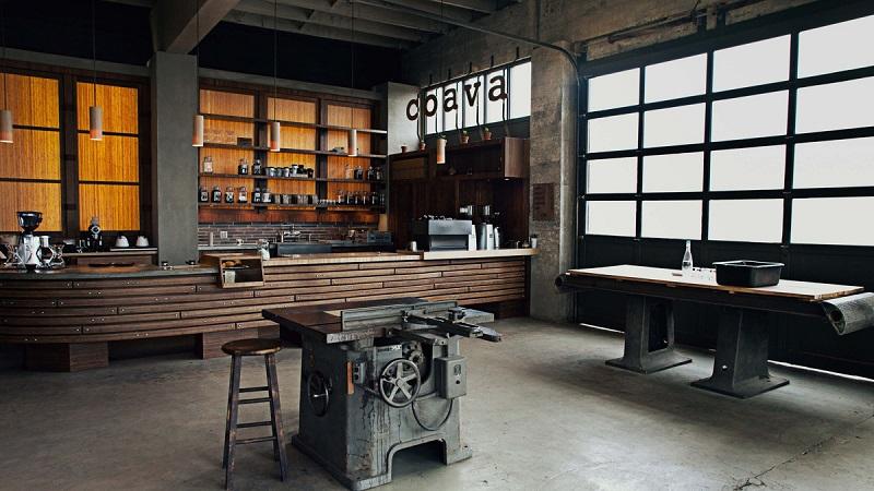các mẫu quán cafe thiết kế đẹp