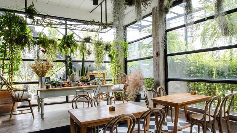 các mẫu quán cafe đẹp lạ