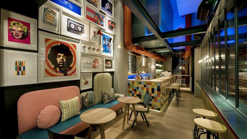 các mẫu quán cafe đẹp thu hút khách