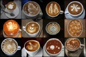 lớp học pha chế cafe