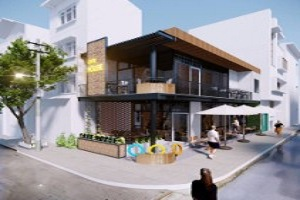 thiết kế quán cafe tại Hà Nội đẹp.