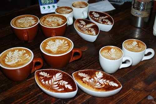 học pha chế cafe ở Hà Nội
