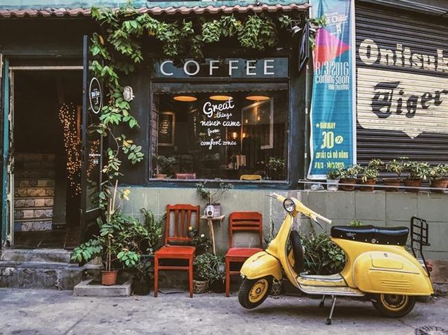 sang nhượng quán cafe Hà Nội