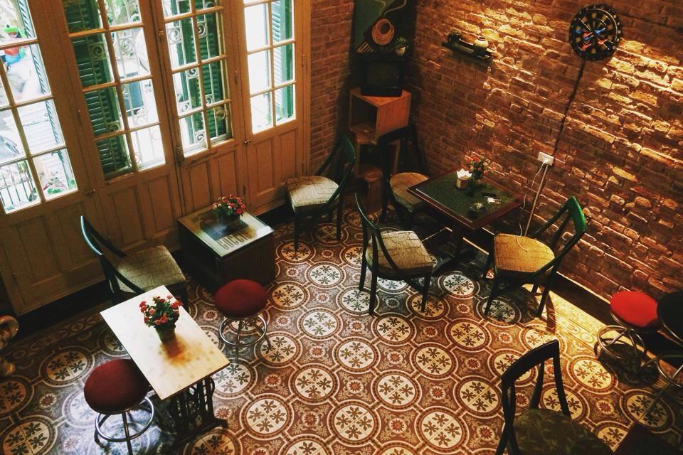 mô hình kinh doanh nhượng quán cafe Hà Nội