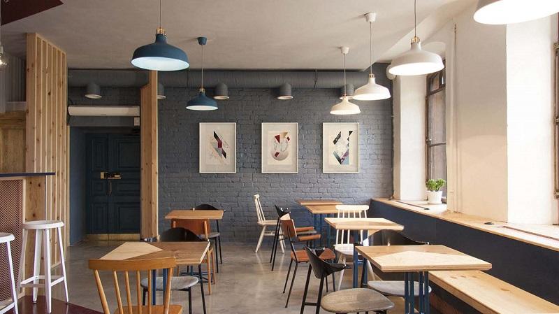 Thiết kế quán cà phê nhỏ đẹp kiểu Nhật