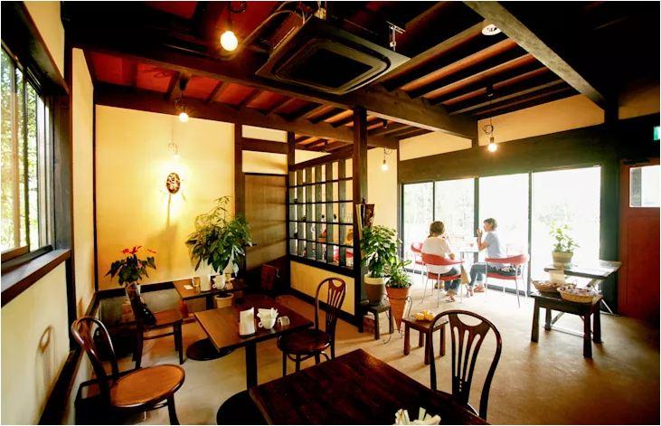 Thiết kế quán cafe nhỏ đơn giản đẹp
