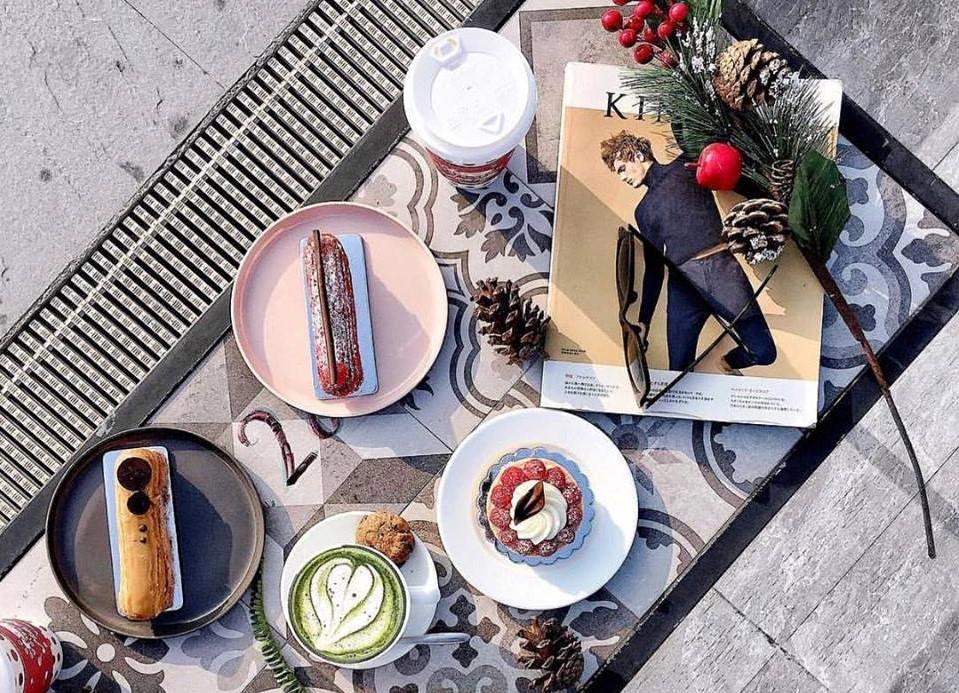5 quán cafe đẹp nhất Hà Nội