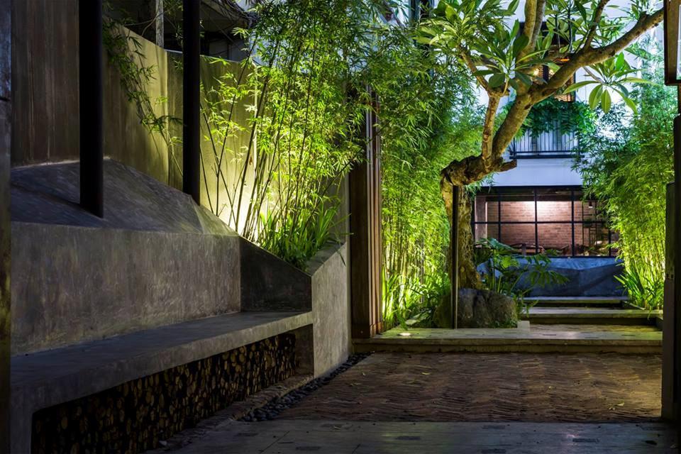 Các mẫu quán cafe vườn đẹp