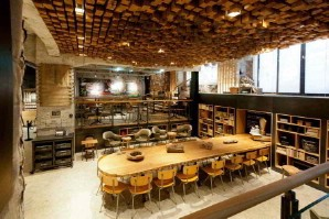 cách bố trí quán cafe đẹp