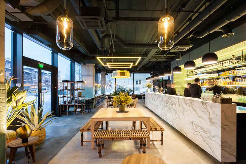 Chi phí thiết kế quán cafe