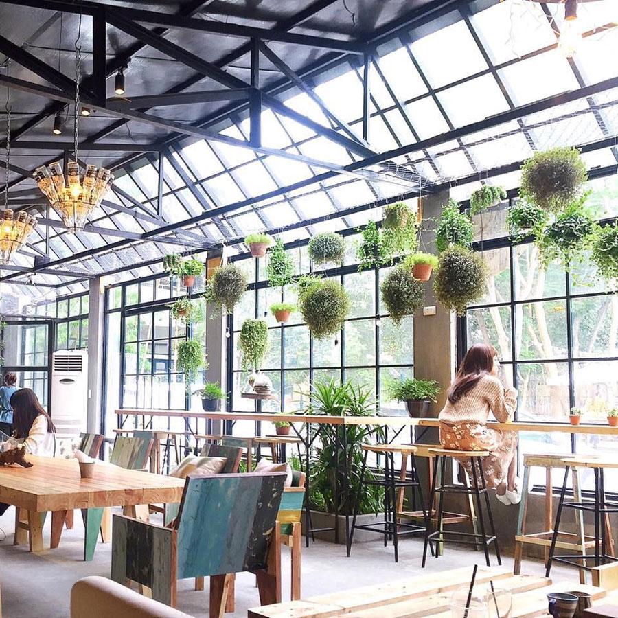 Chi phí thiết kế quán cafe đẹp độc đáo