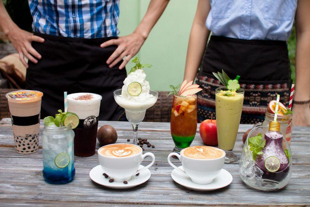 nghề dạy pha chế đồ uống ở Hà Nội