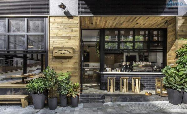 lập dự án kinh doanh cafe