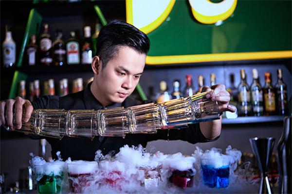 khóa học nghề pha chế đồ uống
