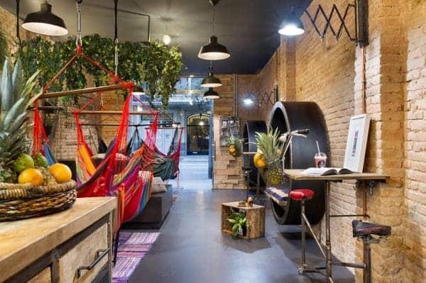 mô hình quán cafe nhỏ đẹp tại Hà Nội