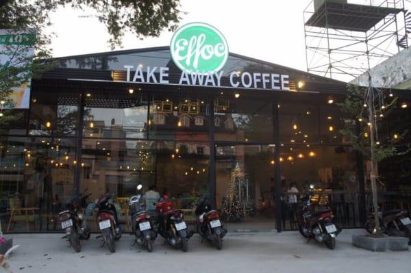 Nhượng quyền kinh doanh quán cafe