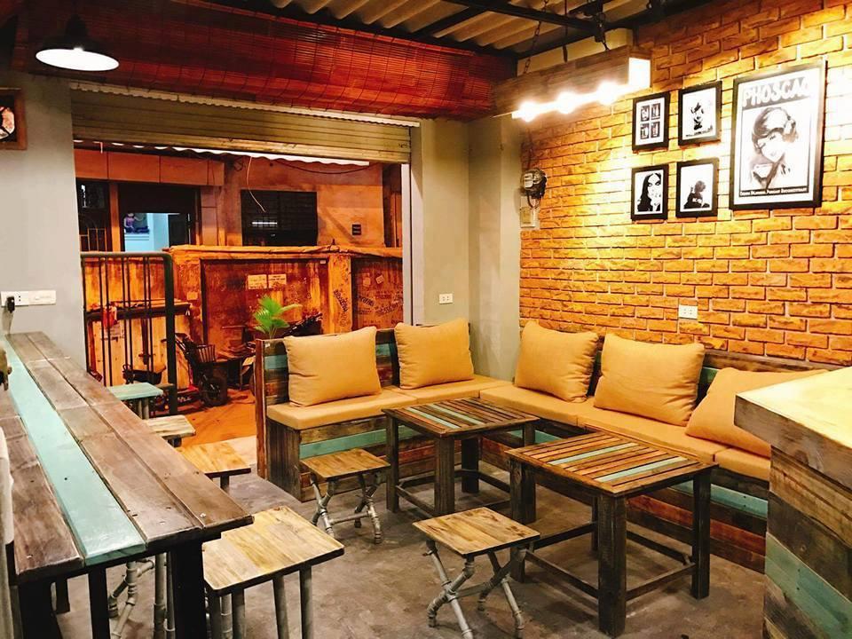 cách trang trí quán cafe nhỏ đẹp