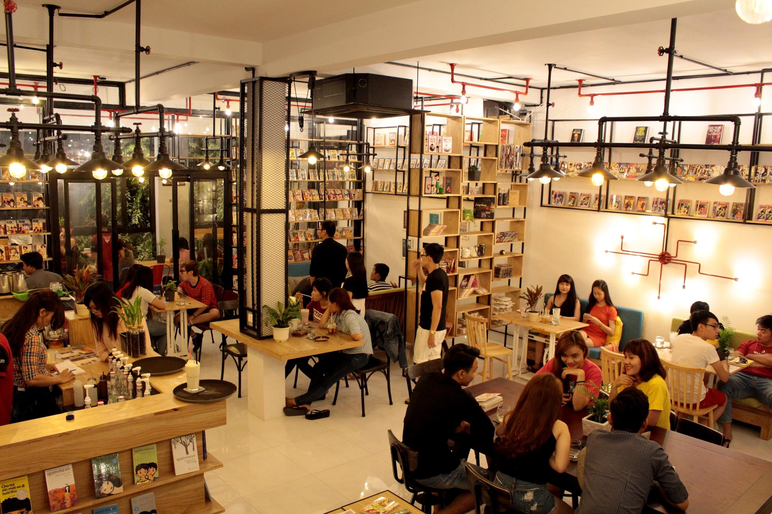 ý tưởng kinh doanh quán cafe hot hiện nay